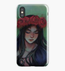 paint the roses red iPhone Case/Skin