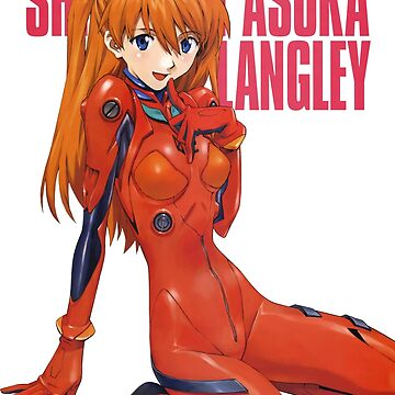 Evangelion Asuka by dalecoopersama