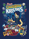 Crossbow Krispies by popnerd