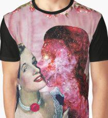 Tote Augen Grafik T-Shirt