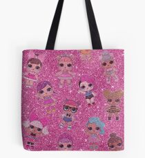 L.O.L Surprise - Glitter  Tote Bag
