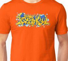 istanbul graffiti Unisex T-Shirt
