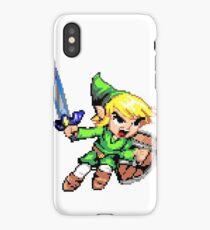 Link pixelart iPhone Case/Skin