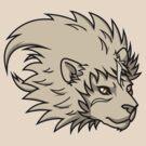 Spirit Guide - Lion by japu