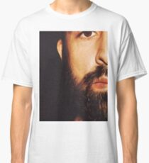 Portrait of a man with a beard Classic T-Shirt