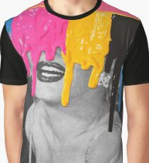 Celebrity Syrup Graphic T-Shirt