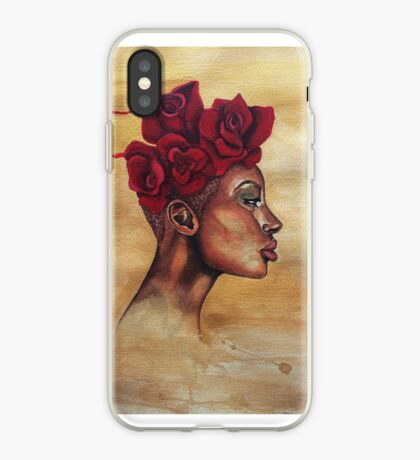 The Love She Left Behind iPhone Case