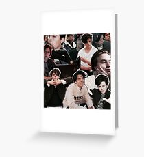 Jughead Jones - Cole Sprouse - Riverdale Greeting Card