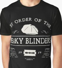 BY ORDER OF THE PEAKY BLINDERS Graphic T-Shirt
