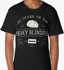 BY ORDER OF THE PEAKY BLINDERS Long T-Shirt
