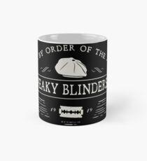 BY ORDER OF THE PEAKY BLINDERS Mug