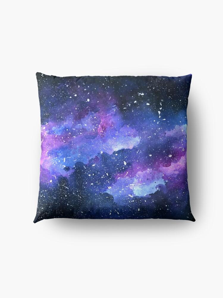 Alternate view of Galaxy Floor Pillow