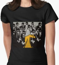 Kill Bill Concept Art Women's Fitted T-Shirt