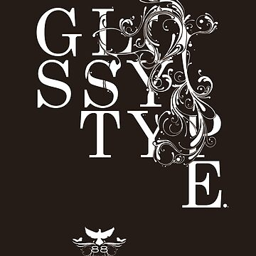 glossy type by eightyeight