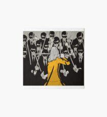 Lámina de exposición Kill Bill Concept Art