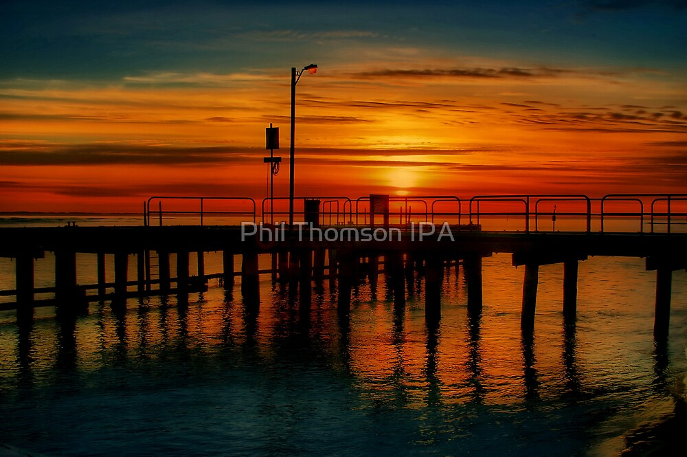 """""""Sunrise at the Heads"""" by Phil Thomson IPA"""