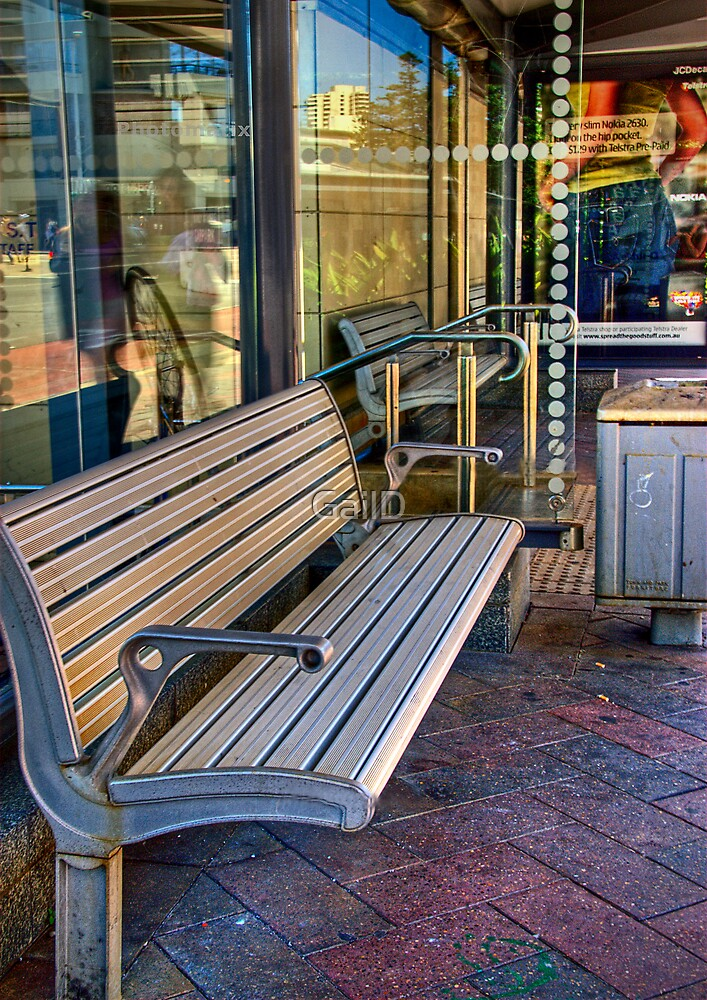Waiting at Manly by GailD