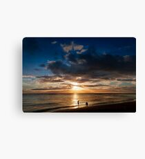 5:50 PM Hawaii Time Canvas Print