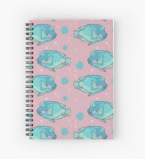Humphead Wrasse Spiral Notebook