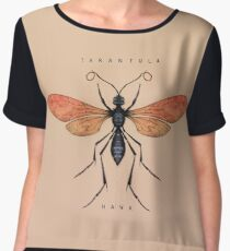 Tarantula Hawk Women's Chiffon Top