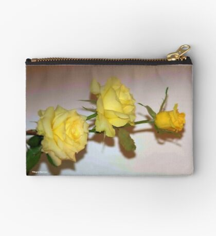 JUST YELLOW Studio Pouch