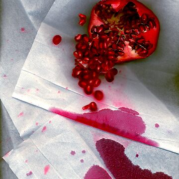 Pomegranate 3 by KirstenSpry