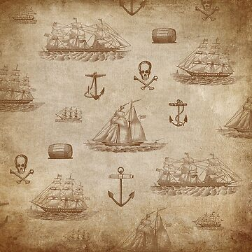 Vintage Expedition, A Collection of Ships by 0hmc
