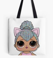 L.O.L Surprise - Kitty Queen Tote Bag