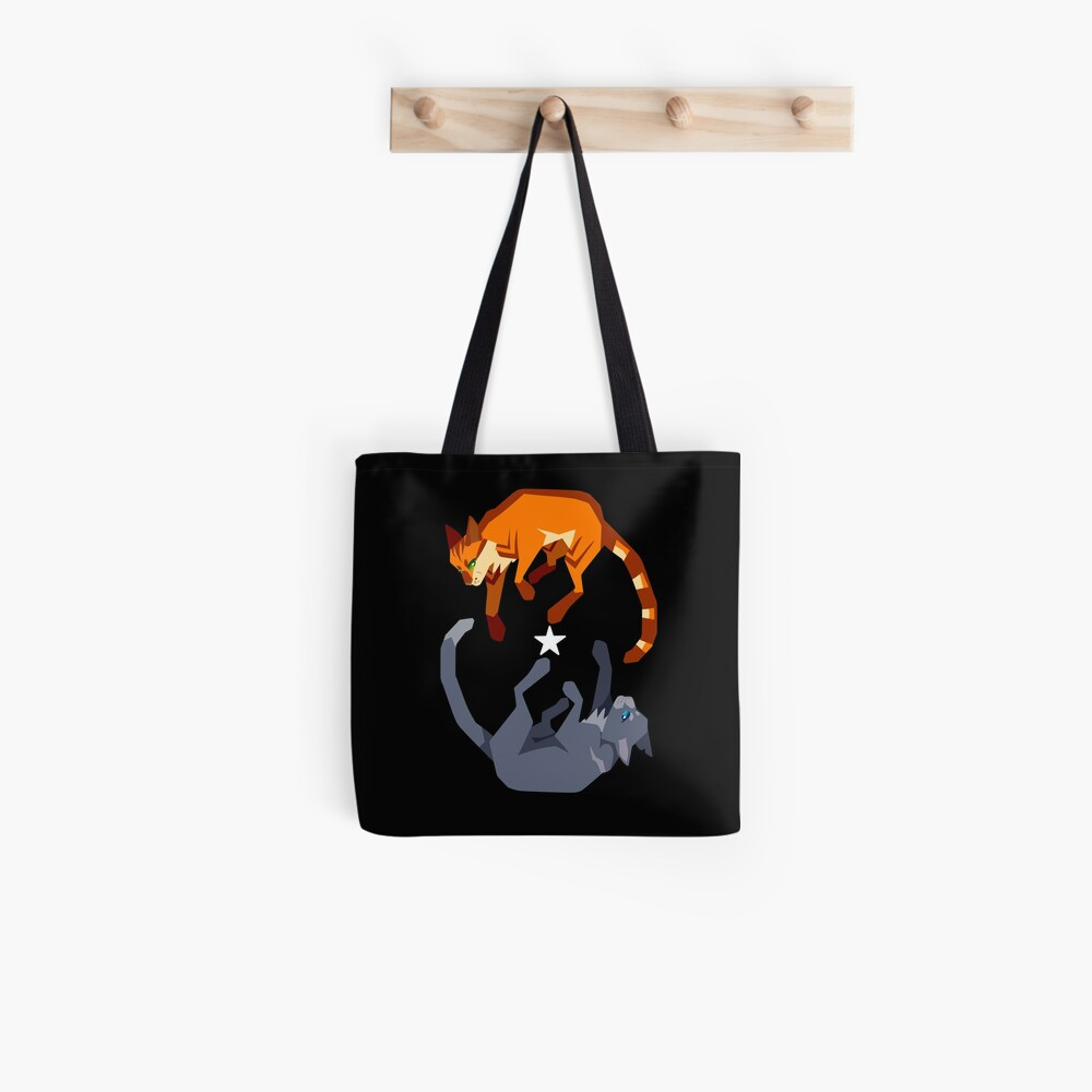 Fireheart/Bluestar Tote Bag