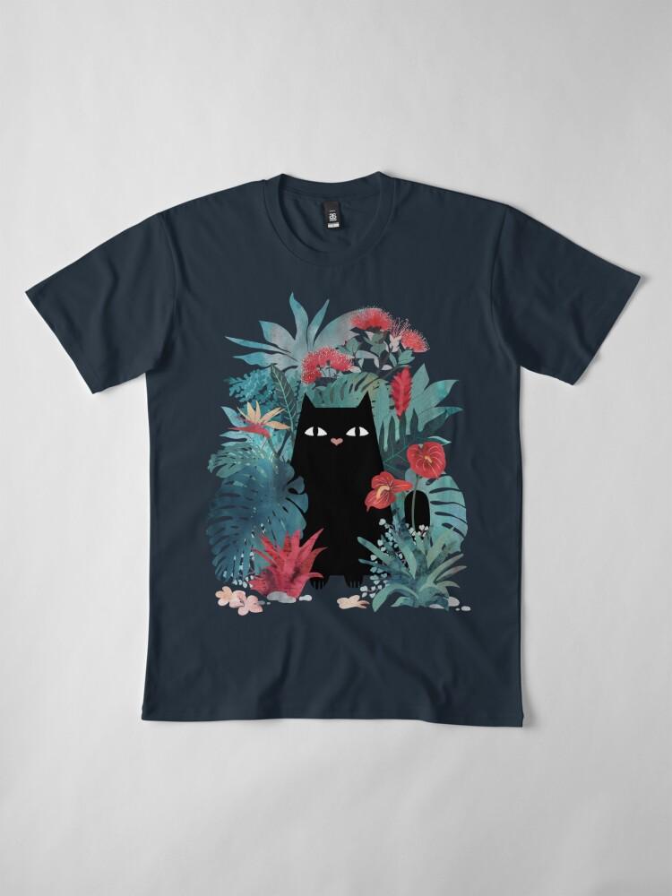 Alternative Ansicht von Popoki Premium T-Shirt