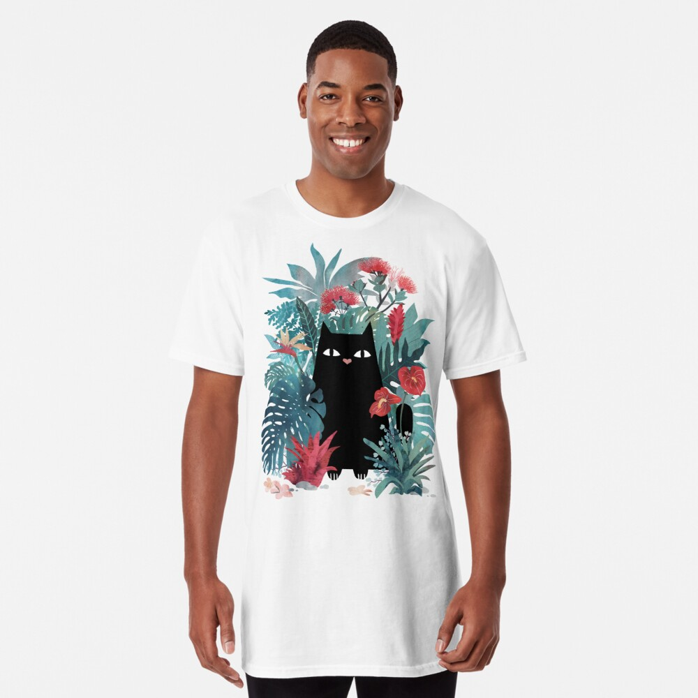 Popoki Camiseta larga