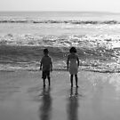 Beach memories by natnvinmom