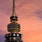 Black Mountain Tower by Philip Cannon