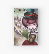 Dragon Lady - Victorian Gothic Hardcover Journal