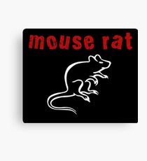 Mouse Rat Canvas Print