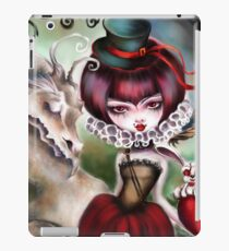 Dragon Lady - Victorian Gothic iPad Case/Skin