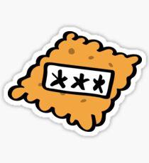 Password Cracker Sticker