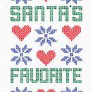Santa's Favorite by bettinadreier75