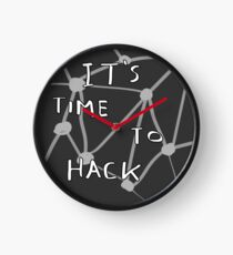 It's Time To Hack Clock