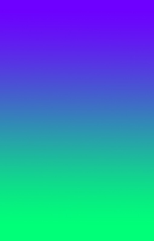 Quot Color Gradient Purple Gt Green Quot By Cahkes Redbubble