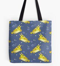 Longhorn Cowfish Tote Bag