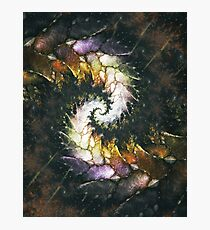 Space Fractal Photographic Print