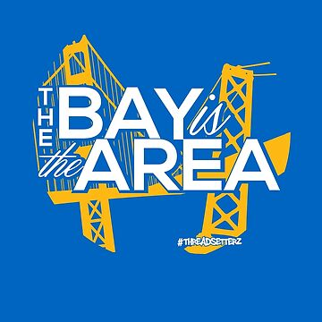 Bay Area Bridges Oakland Edition by themarvdesigns