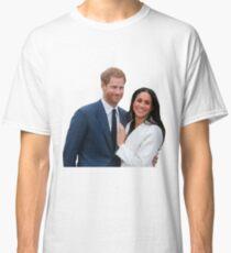 Herzlichen Glückwunsch Meghan und Harry Classic T-Shirt