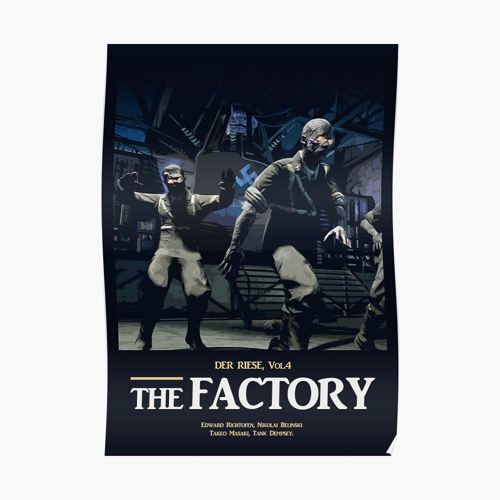 Die Fabrik Vol.4 Poster