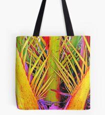 autumn palmtree Tote Bag