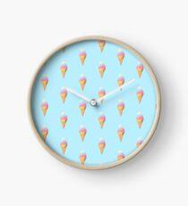 Ice cream Clock