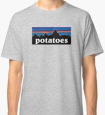Camiseta clásica Papas