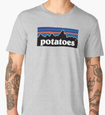 Potatoes Men's Premium T-Shirt