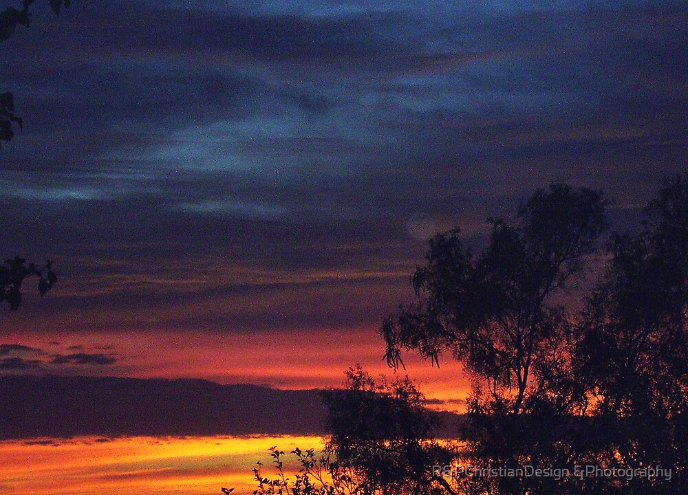 Blue Sunrise by R&PChristianDesign &Photography